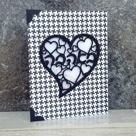 lace heart cutting die, heart metal die, scrapbooking, card making, Hebrew cutting dies