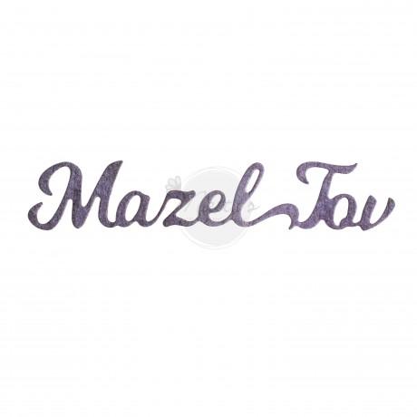 """""""Mazel Tov"""" Sentiment Die"""