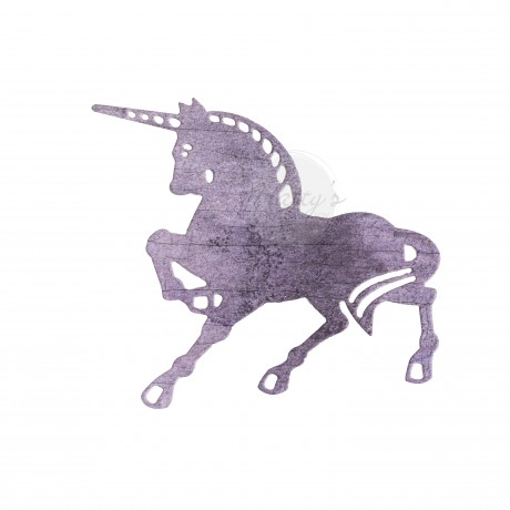 Elegant Unicorn Die